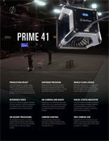 OptiTrack Prime 41 Brochure