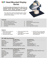 5DT HMD800 Series Brochure