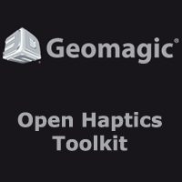 Geomagic OpenHaptics® Toolkit