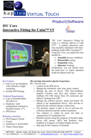 Haption IFC Core Brochure