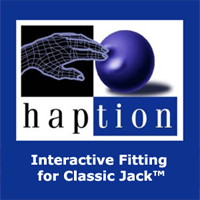 Haption Interactive Fitting for Classic Jack™