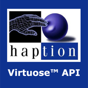 Haption Virtuose™ API