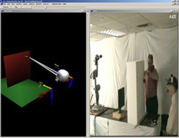 The MotionMonitor® Eye Tracking with 3D Gaze