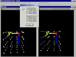 The MotionMonitor® Metal Mapping Option