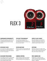 OptiTrack Flex3 Brochure