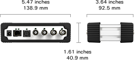 OptiTrack eSync 2 Dimensions
