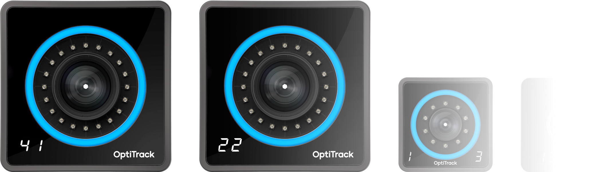 OptiTrack PrimeX camera series