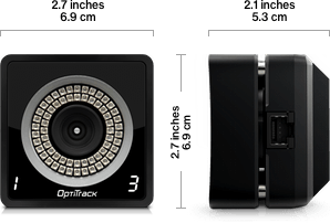 OptiTrack Prime 13 Dimensions