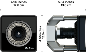 OptiTrack Prime 41 Dimensions