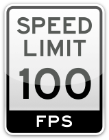OptiTrack Speed Limit