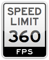 OptiTack Frame Rate 360