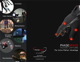 PhaseSpace Impulse X2 Brochure