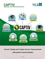 TEA CAPTIV Brochure