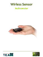TEA T Sens Inclinometer Brochure