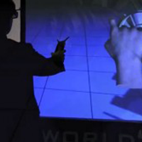 WorldViz 3D Wall Touch